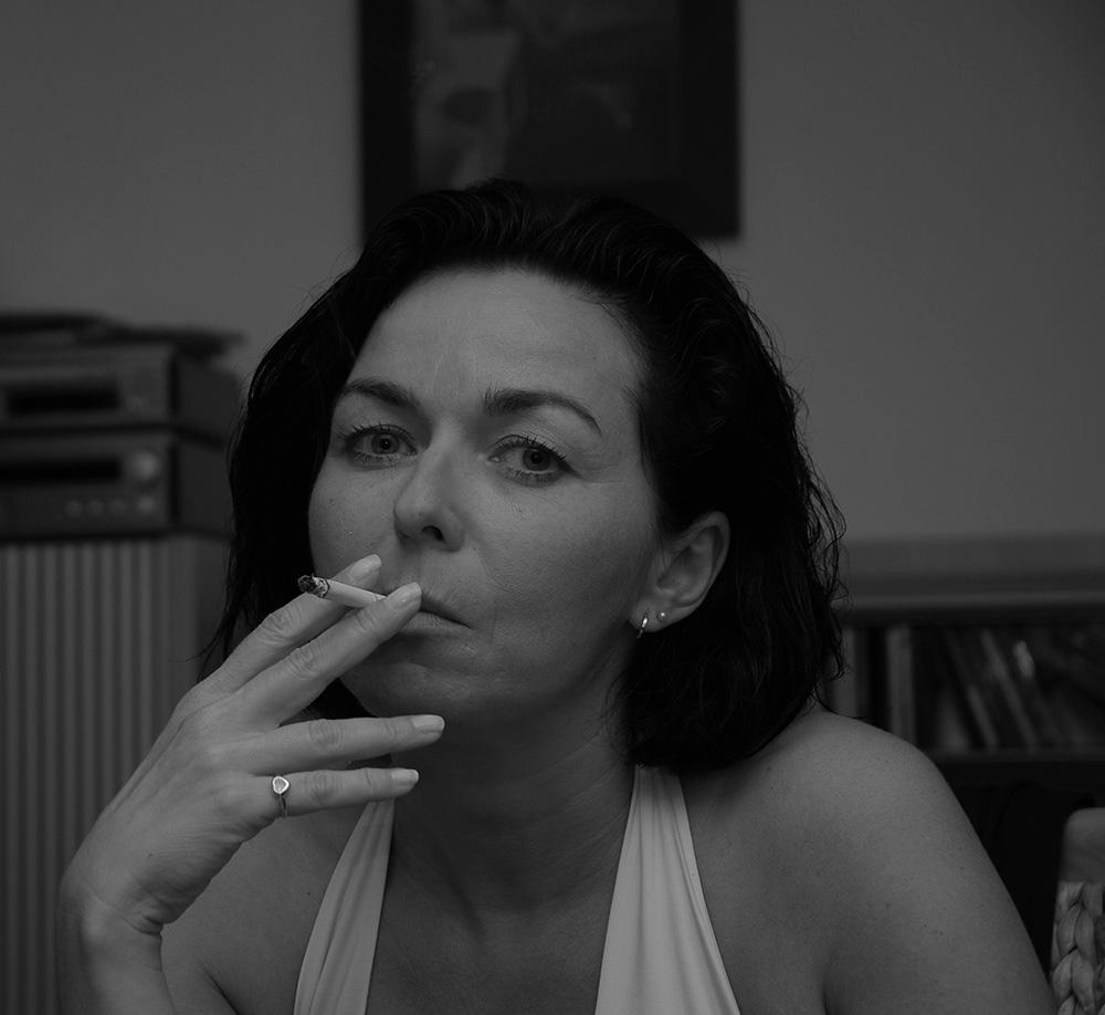Rauchende Buddies