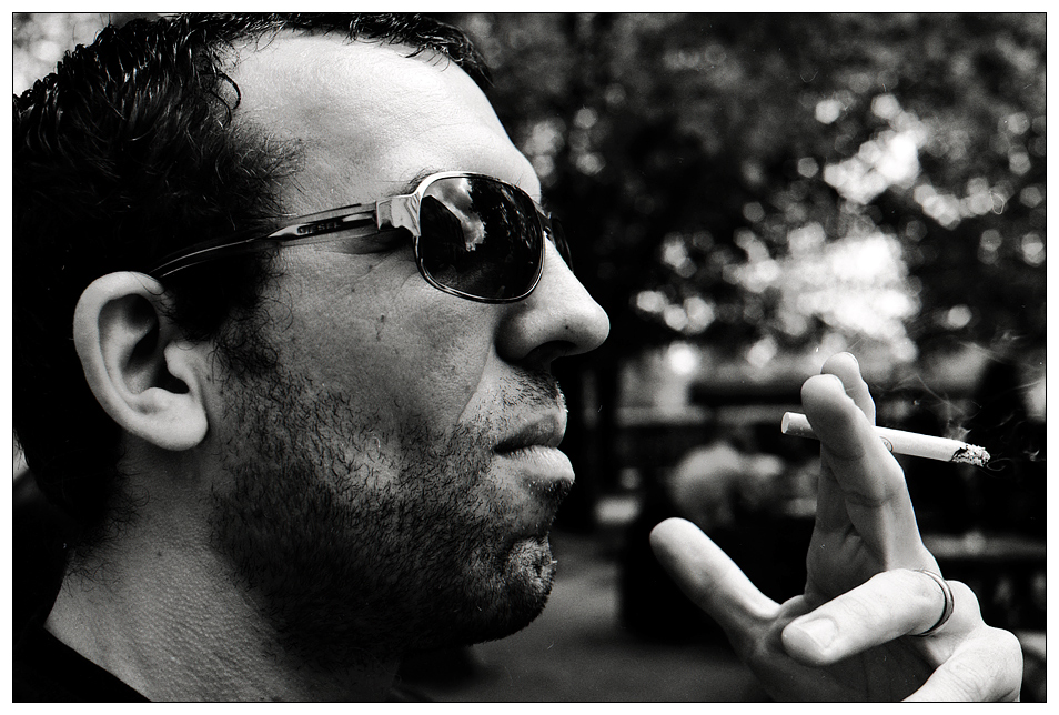 ... rauchende fotografen (29) ...