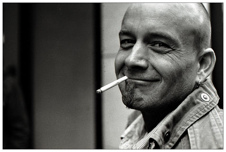 ... rauchende fotografen (32) ...