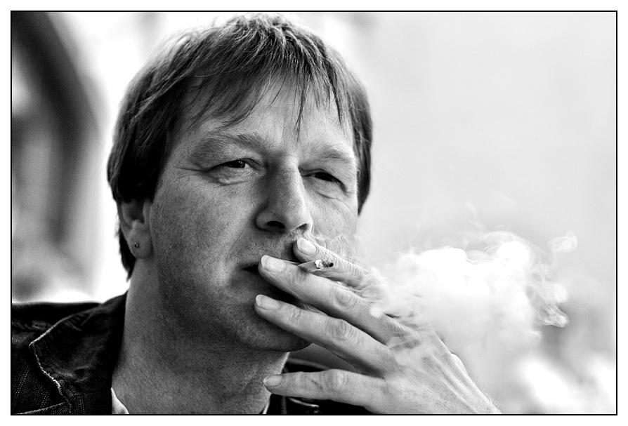 ... rauchende Fotografen(6) ...