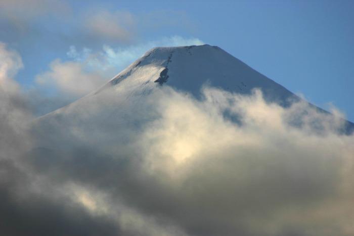 Rauchender Vulkan - Villlarrica