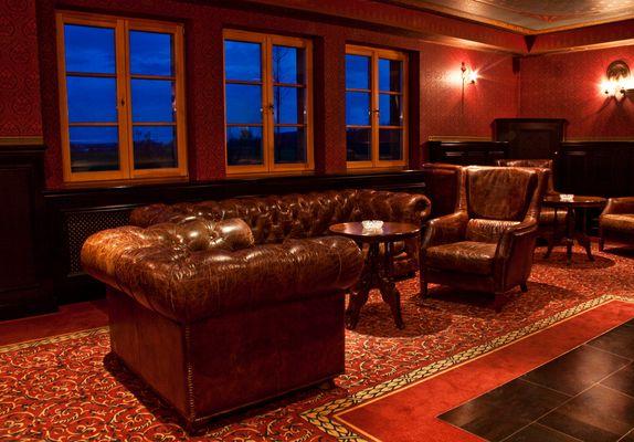 Raucher - Lounge