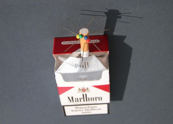 Raucherentwöhnung durch Akupunktur...
