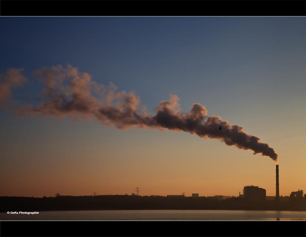 Rauchfahne