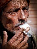 Rauchtentwicklung