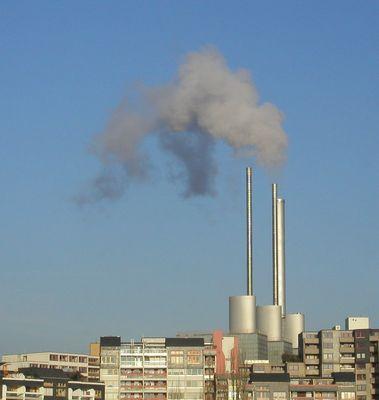 Rauchwolke