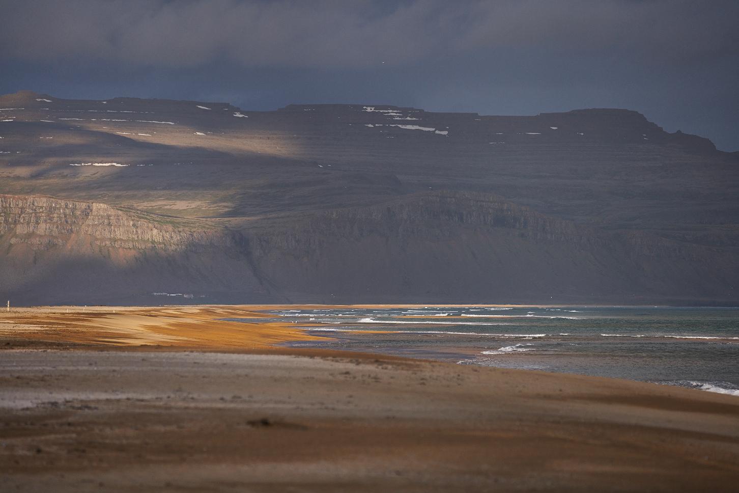 Rauðisandur, Island