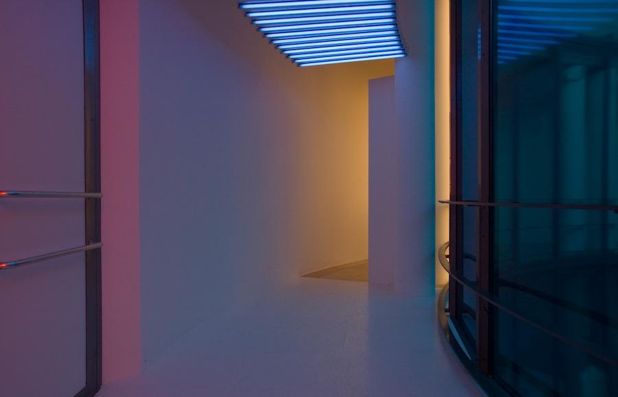 Raum durch Farbe