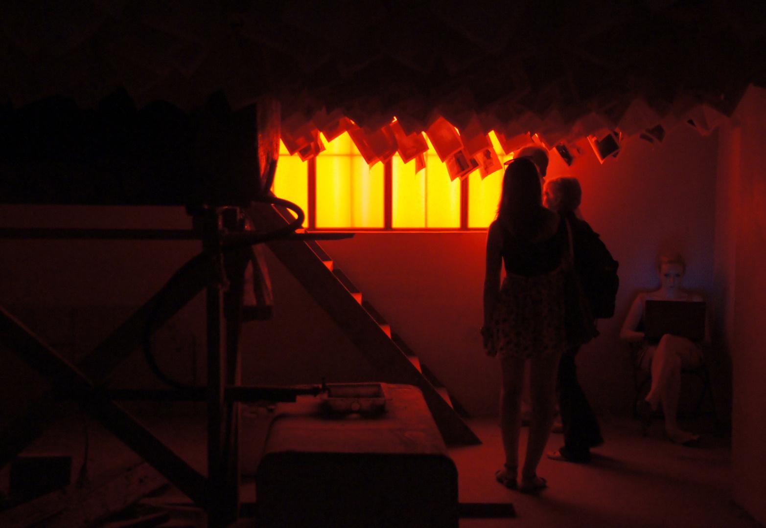 raumlicht / lichtraum II