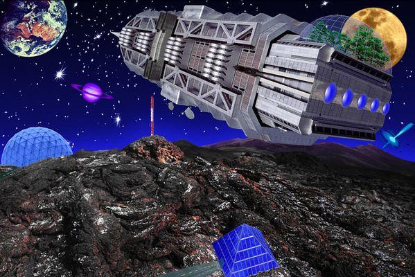Raumschiff ICC