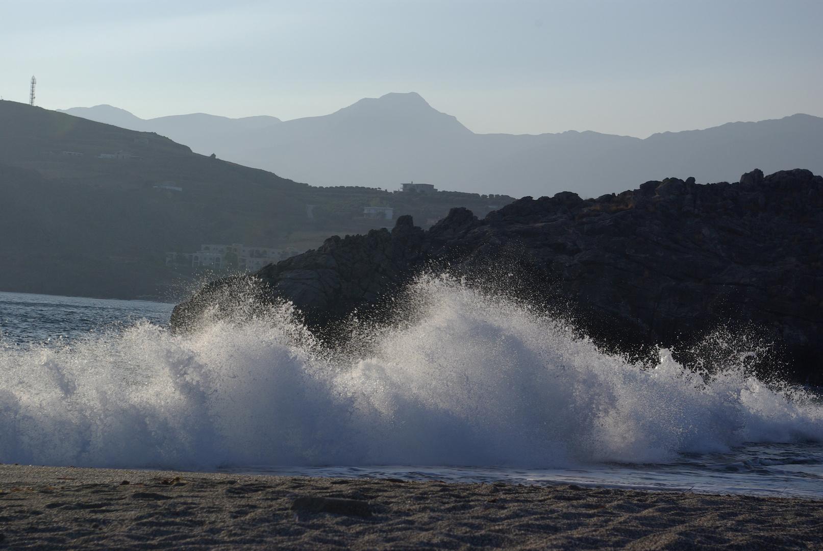 Rausch des Meeres