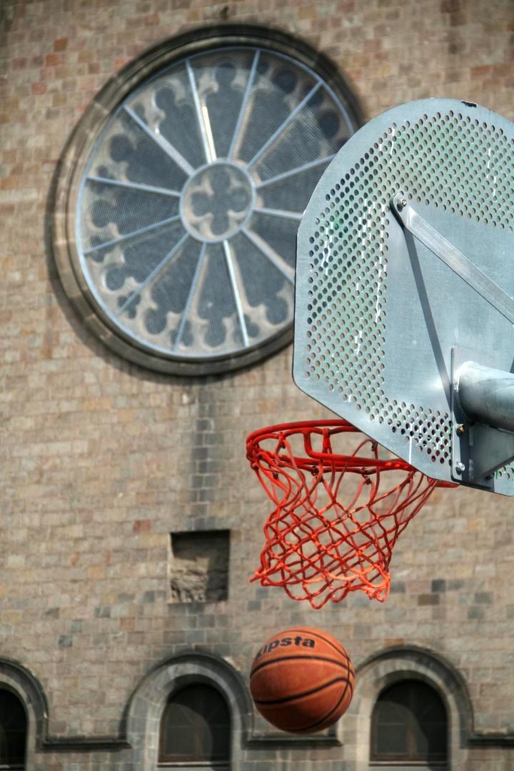 Raval Basket - BCN