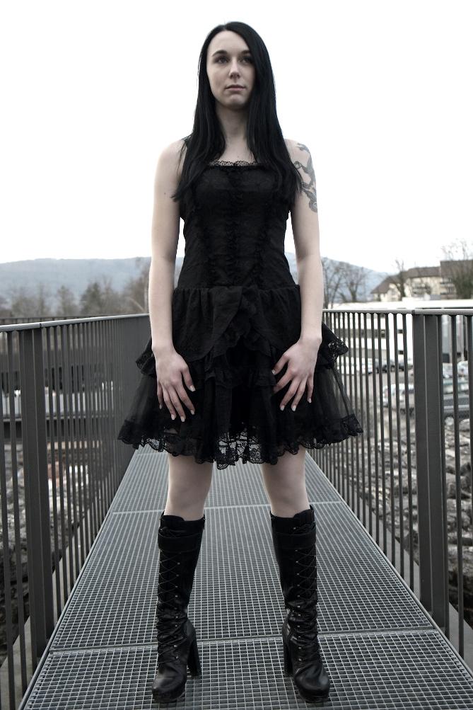 Raven Lady