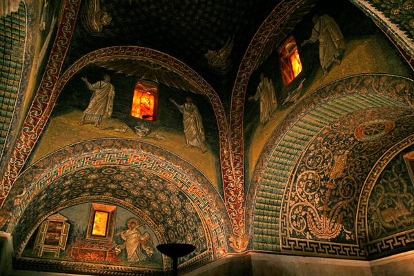 Ravenna Mausoleum der Galla Placidia