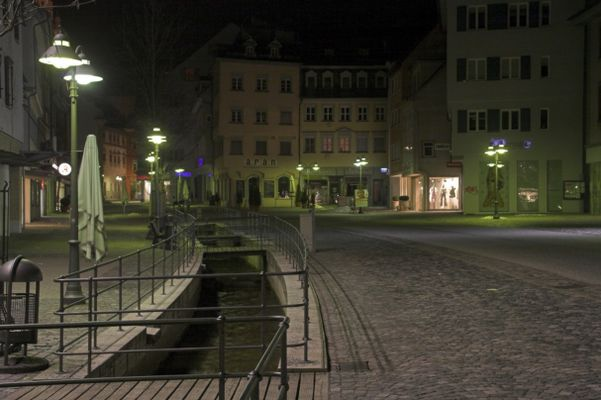 Ravensburg @ Night