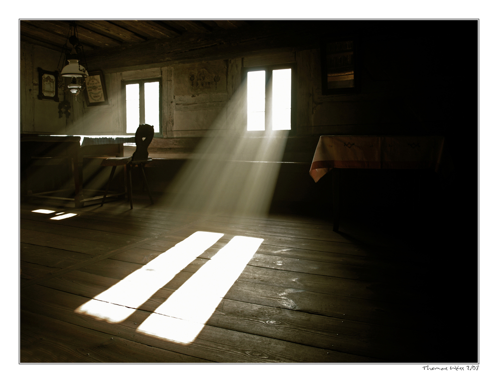 [ ray of light ]