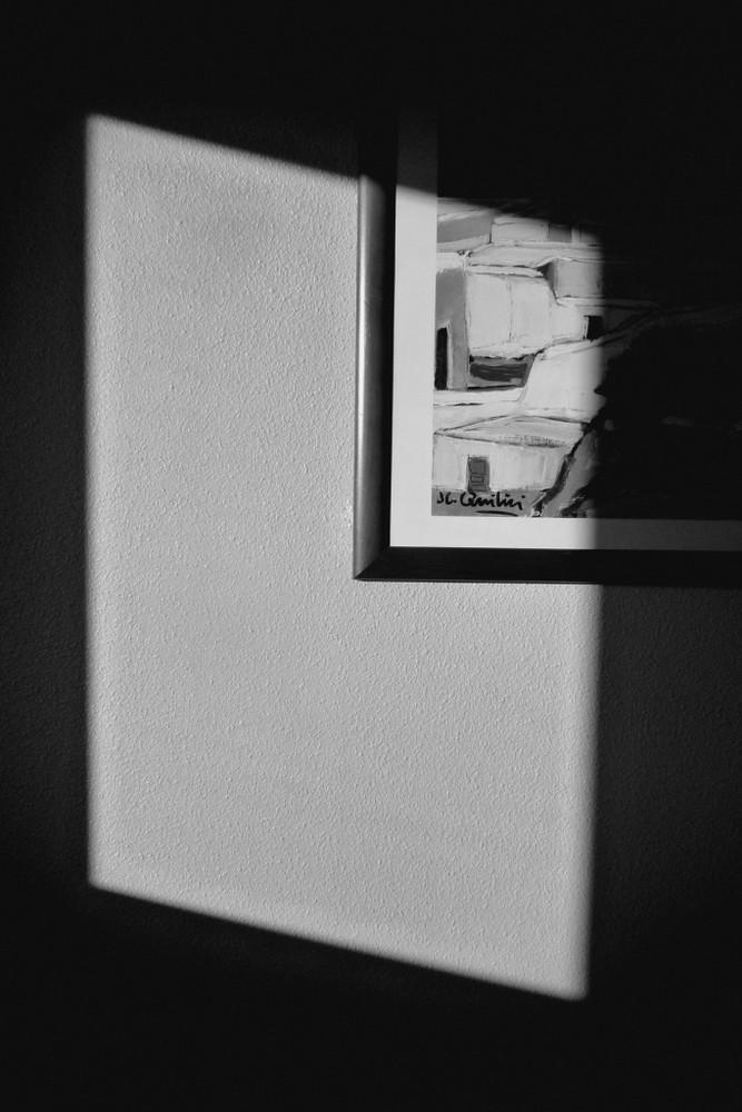 Rayons de lumière dans ma chambre ...