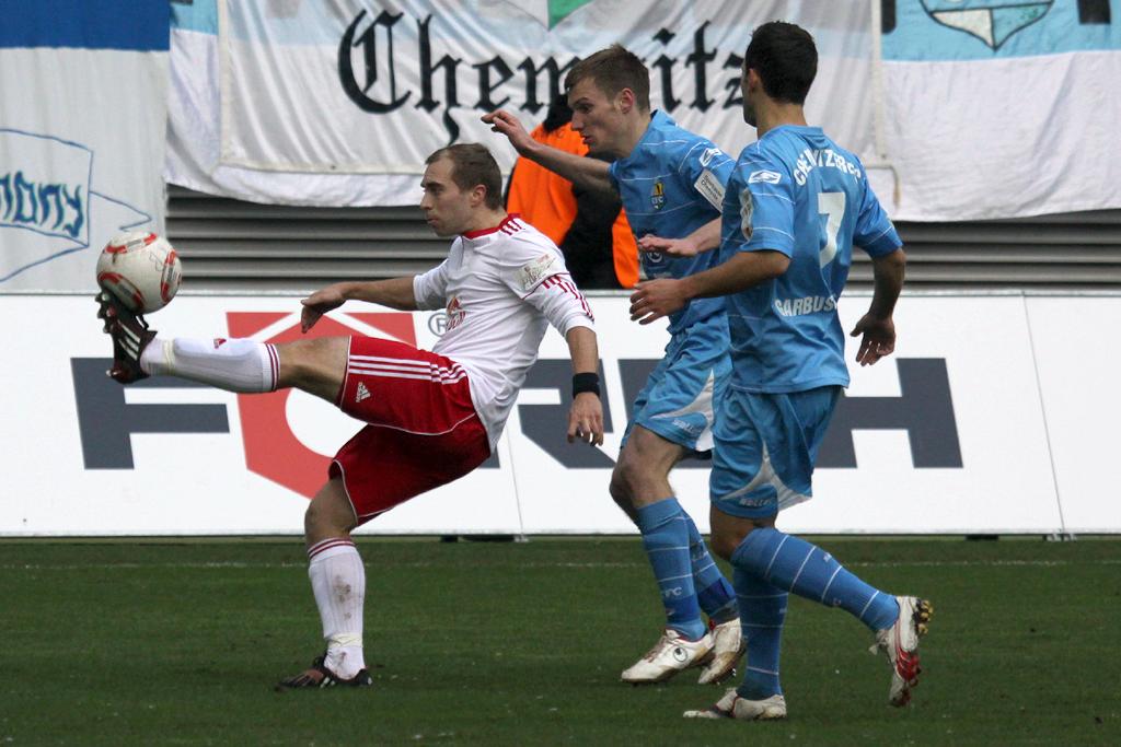 RB Leipzig vs. Chemnitzer FC