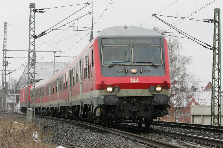 RB nach Flensburg