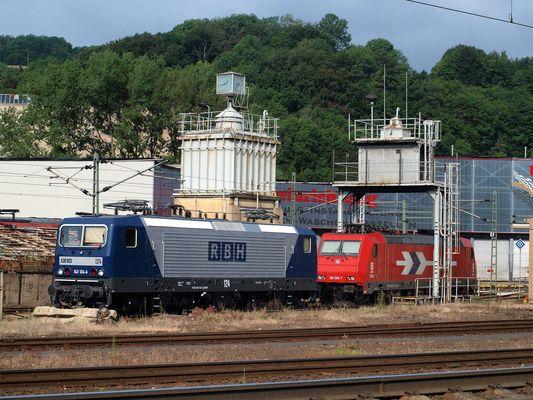 RBH 143er im BW Eisenach