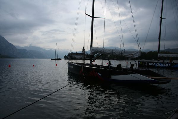 RC 44 event in Gmunden 2010