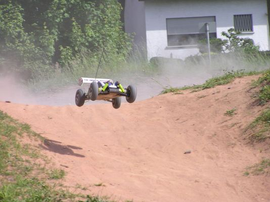 RC Car King of Dirty