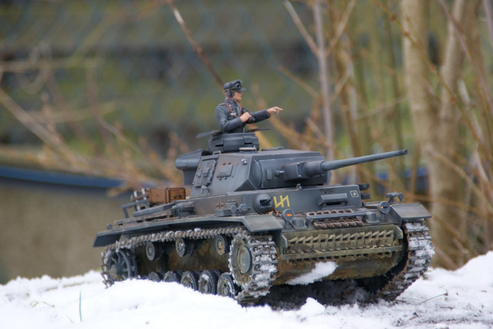 RC Panzermodell