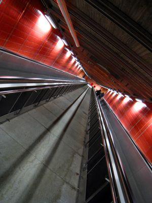 Rådhuset / Stockholm Tunnelbana
