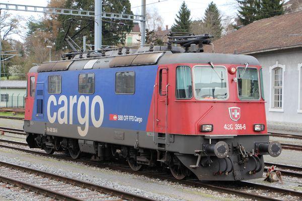 Re 430 356-6