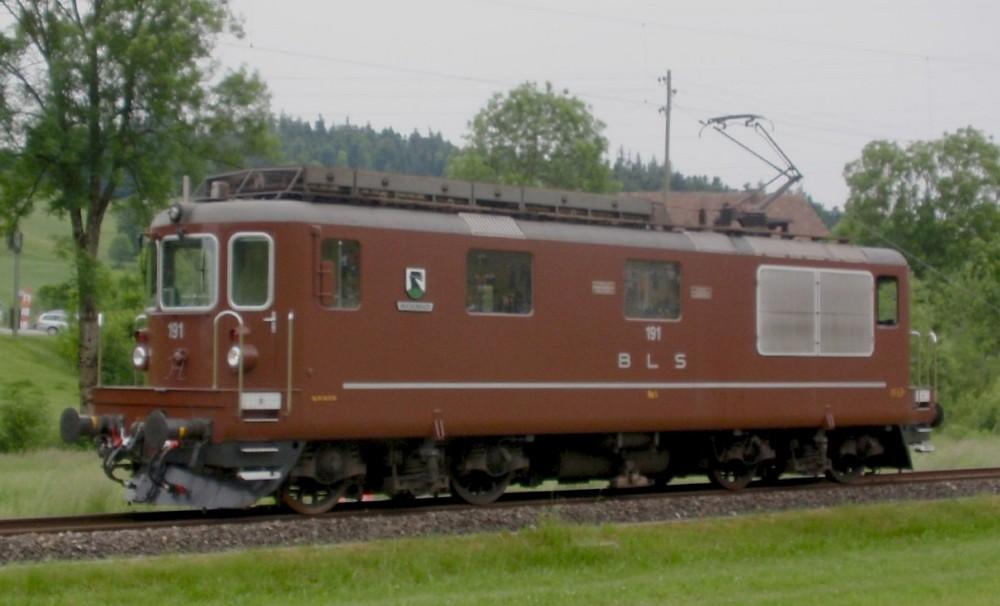 Re 4/4 191