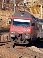 Re 460112 Hommage a Pininfarina