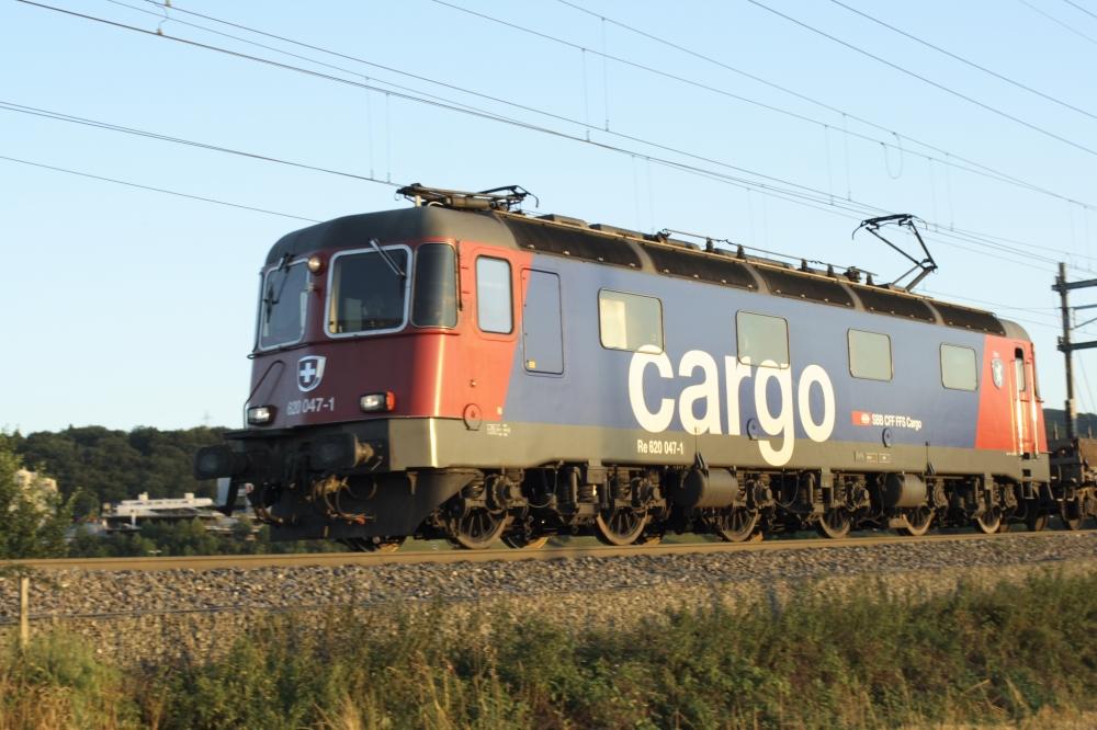 Re 6/6 620 047-1 BEX            Alte Nr. 11647