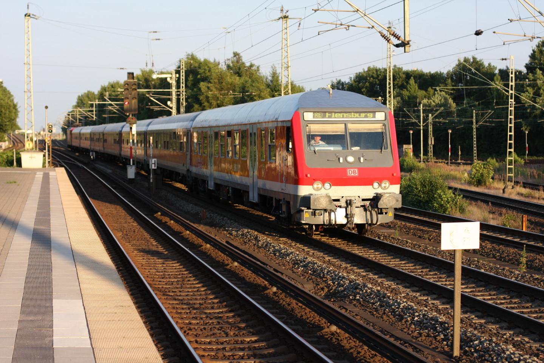RE Flensburg in Hamburg-Elbgaustrasse