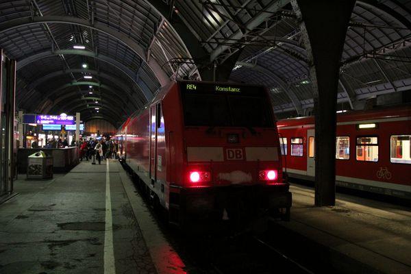 RE Nr. in Baden-Württemberg