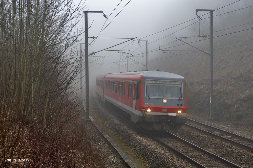 RE Trier -Luxemburg -1-