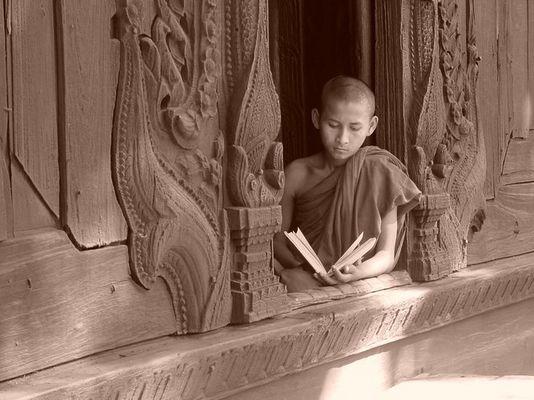 Reading Pongyi