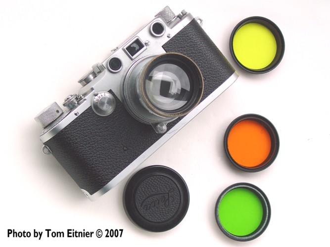 Ready for some Black and White Leica Photography......