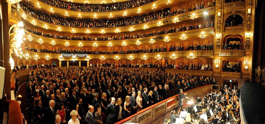 Reapertura Teatro Colon de Buenos Aires 2