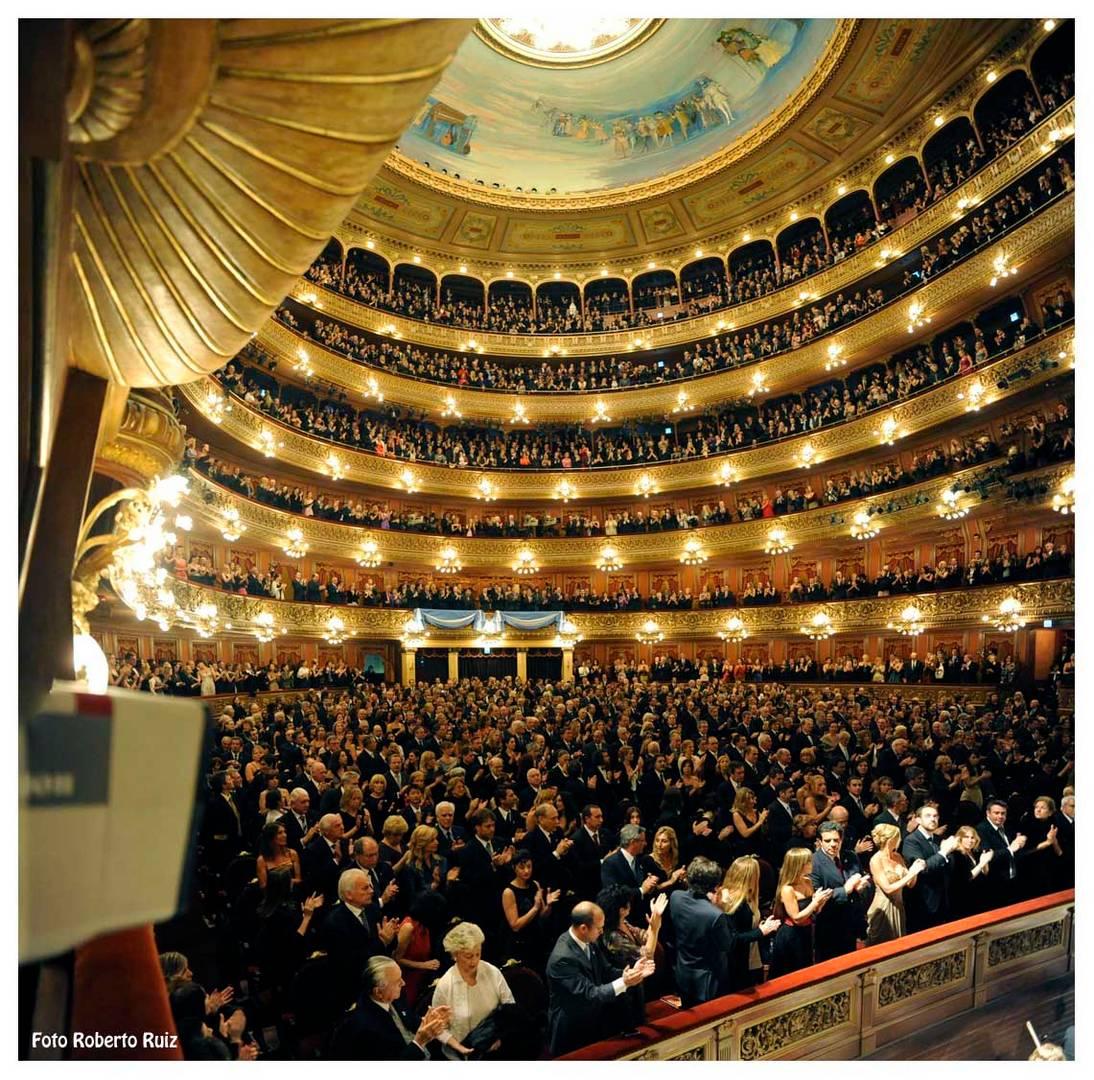 Reapertura Teatro Colon de Buenos Aires 4