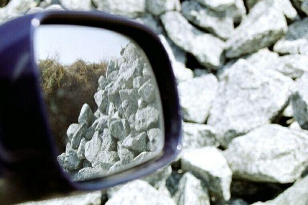 Rearview Rocks