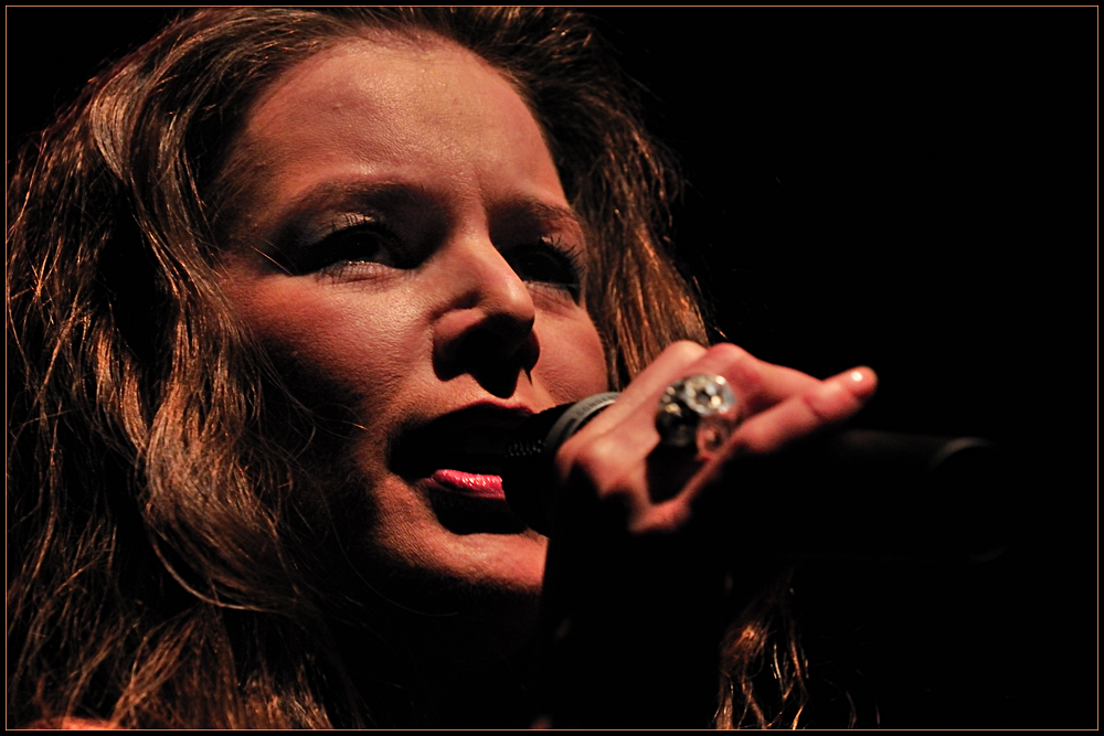 Rebekka Bakken on tour