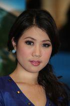 Receptionist Motorshow Bangkok