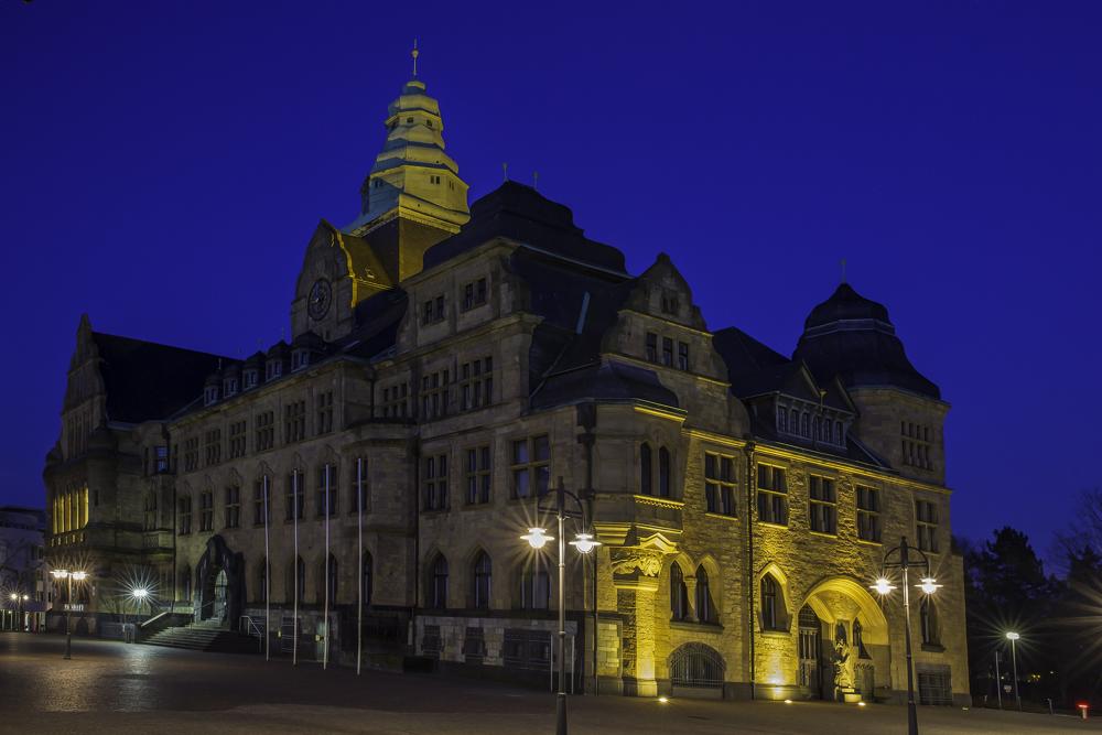 """""""Recklinghäuser Rathaus"""""""