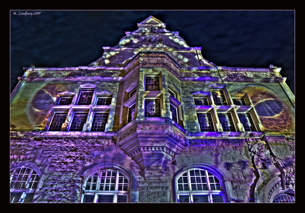 Recklinghausen leuchtet 2009, 11