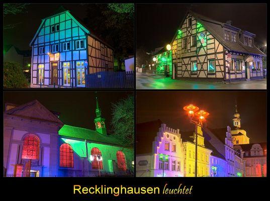 * * * Recklinghausen leuchtet * * *