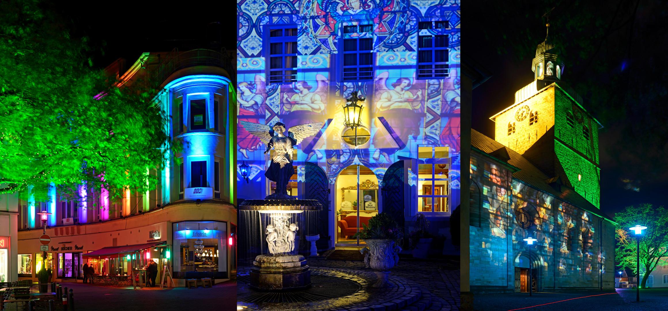 Recklinghausen leuchtet !!!!