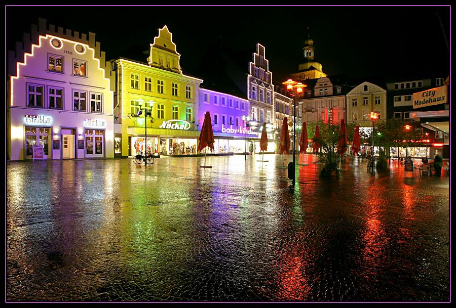 Recklinghausen leuchtet - Marktplatz