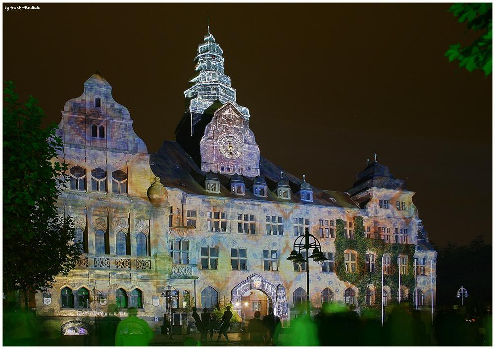 Recklinghausen leuchtet und....