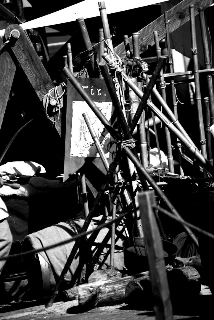 RECONSTITUTION HISTORIQUE SALON DE PROVENCE 26 JUIN 2010..