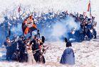 Reconstruction of battle under Preussisch-Eylau